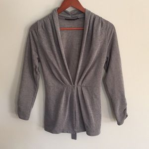 The Limited Women's Gray Cardigan Size M